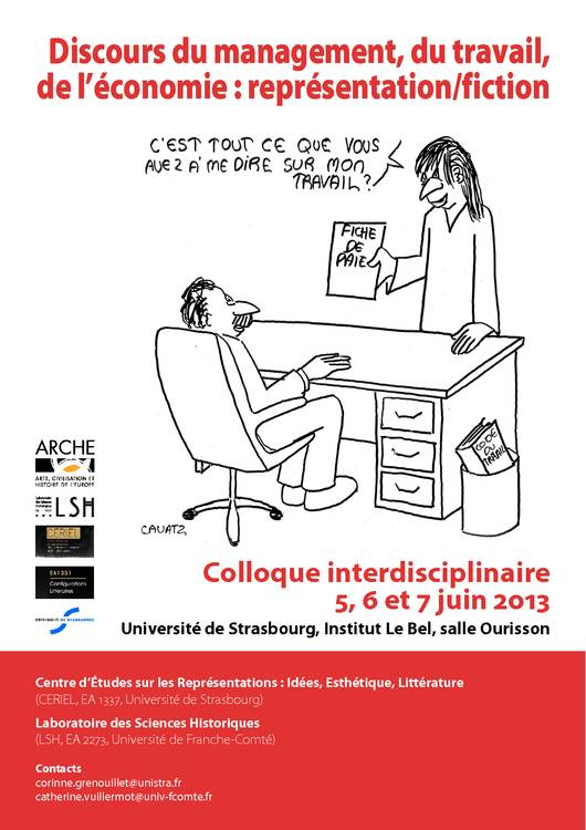 Colloque interdisciplinaire