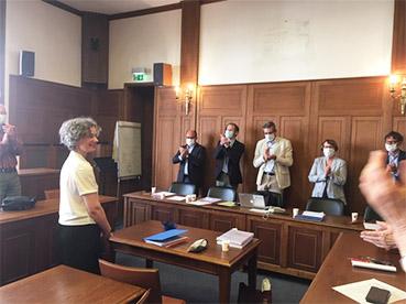 Soutenance de thèse Sorbonne